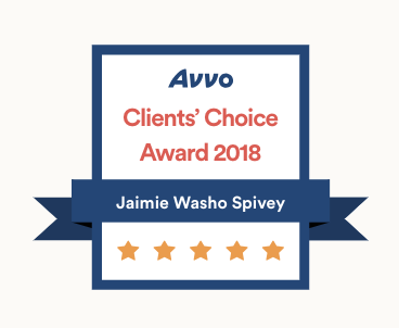 Avvo Client's Choice 2018