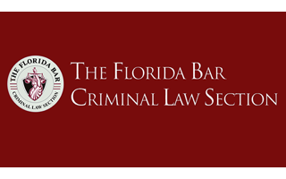 The Florida Bar Criminal Law Section Logo